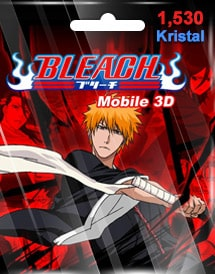 bleach mobile 3d 1,530 crystal mobile koram