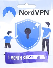 nordvpn 1 month subscription global