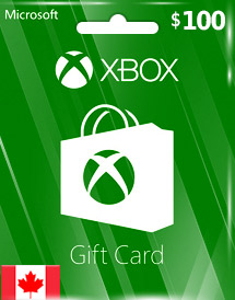 xbox live gift card cad100 ca