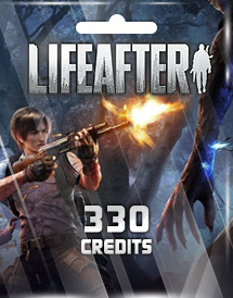 lifeafter 330 credits mobile