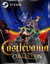 castlevania anniversary collection steam key [global]
