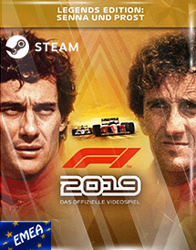 f1 2019 legends edition steam key [emea]