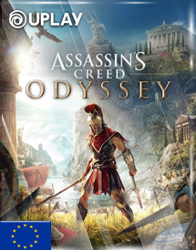 assassin's creed odyssey ultimate uplay key [eu]