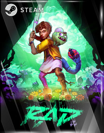rad preorder steam key [global]