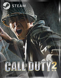 call of duty 2 steam key [global]
