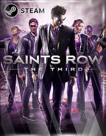 saints row: the third - full package steam key [global]