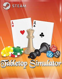 tabletop simulator 4-pack steam [global]