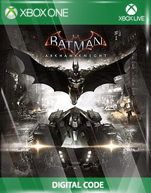 batman: arkham knight xbox live key [global]