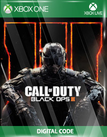 call of duty: black ops iii xbox live key [global]