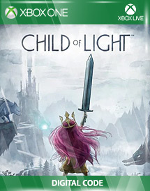 child of light xbox live key [global]