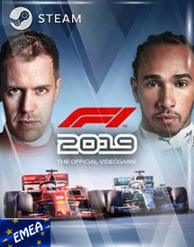 f1 2019 steam key [emea]