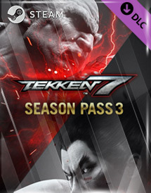 tekken 7 - season pass 3 dlc steam key [global]