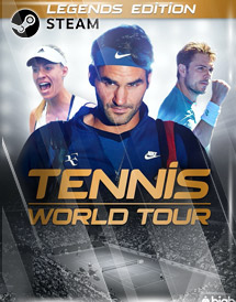 tennis world tour legends steam key [global]