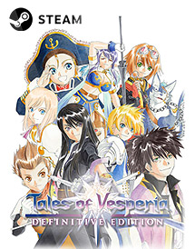 tales of vesperia definitive edition steam key [global]