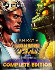 i am not a monster complete edition steam key [global]