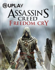 assassin's creed iv: black flag - freedom cry uplay key [global]