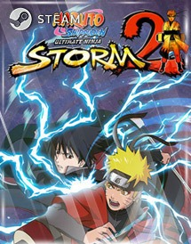 naruto shippuden: ultimate ninja storm 2 steam key [global]