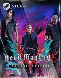 devil may cry 5 deluxe edition steam key [global]