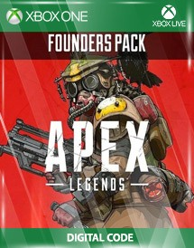 apex legends founder's pack xbox live key [global]