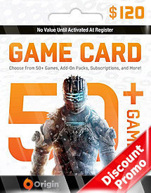 ea usd120 cash card us discount promo