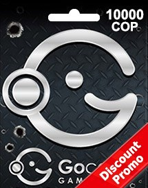 gocash cop10000 game card co discount promo