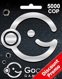 gocash cop5000 game card co discount promo