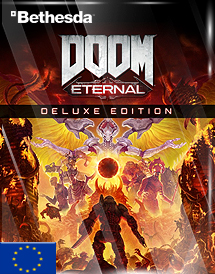 doom eternal deluxe edition bathesda key [eu]