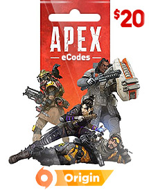 ea origin apex ecodes $20