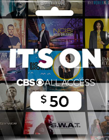 cbs all access usd50