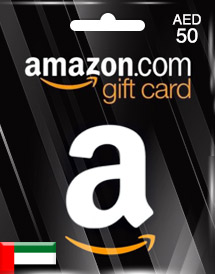amazon gift card aed50 ae