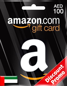 amazon gift card aed100 ae discount promo