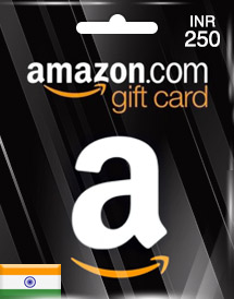 amazon gift card inr250 in