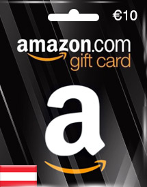 amazon gift card eur10 at
