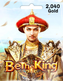 be the king 2,040 gold mobile