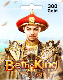 be the king 300 gold mobile