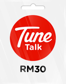 tune talk rm30 voucher my