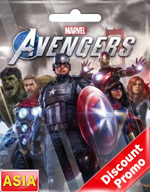 marvel's avengers steam key asia discount promo