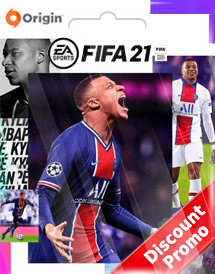 fifa 21 eng origin key standard edition global discount prom