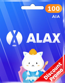 alax 100 aia token global discount promo
