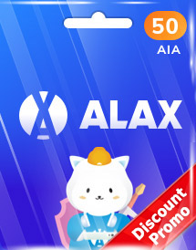 alax 50 aia token global discount promo
