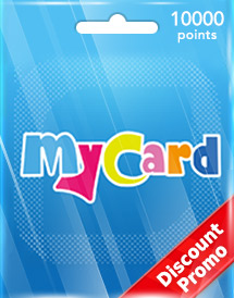 mycard 10,000 points tw discount promo