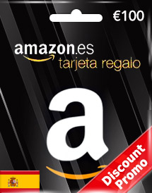 amazon gift card eur100 es discount promo