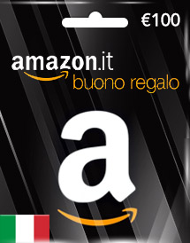 amazon gift card eur100 it