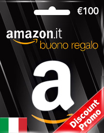 amazon gift card eur100 it discount promo
