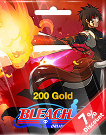 bleach online gold global