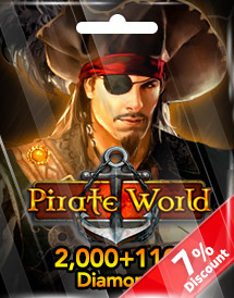 pirate world global